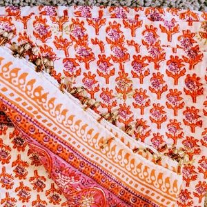 NEW Printed Indian Scarf